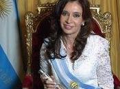 Sarkozy félicite Cristina Kirchner l'économie Argentine