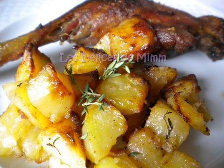 Cuisses de canard r ties aux pommes de terre de nigella - Recette de cuisse de canard ...