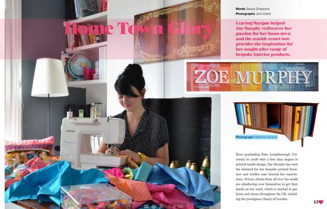 un nouveau magazine de deco top british en ligne paperblog. Black Bedroom Furniture Sets. Home Design Ideas