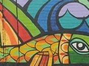 mètres graffiti