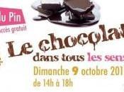chocolat dans tous sens Haras Pin, octobre