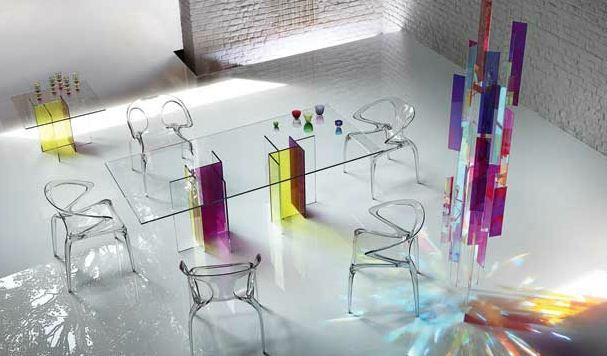 Table repas design ren bouchara collection roche bobois - Table repas roche bobois ...