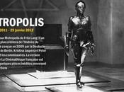 Metropolis Superbe exposition Paris dans quelques semaines