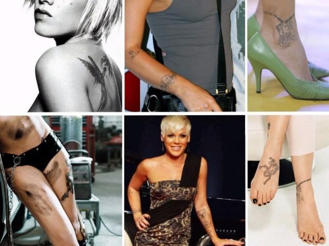 Alors, qui a les plus beaux tatouage s selon vous ? Et vous, êtes ...