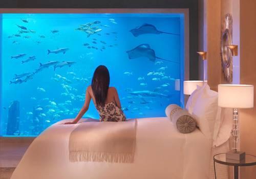 h tel atlantis duba est le plus bel h tel du monde d couvrir. Black Bedroom Furniture Sets. Home Design Ideas