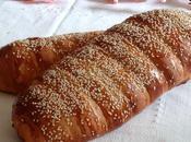 Hallah (pain brioché) sans oeuf avec façonnage facile rapide
