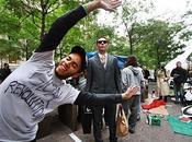 "09/20/11 #photos violent arrest NYPD #OccupyWallStreet #TakeWallStreet ""You Under Arrest Because Best"""