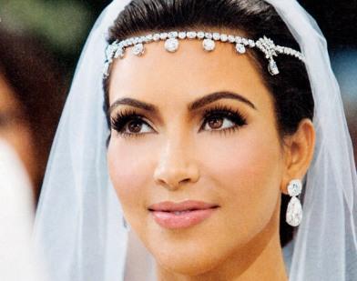 Inspiration Mariage Kim Kardashian Wedding Paperblog