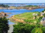 Bretagne, succession paysages couper souffle