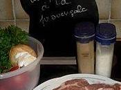 mange quoi demain côtes porc provençale