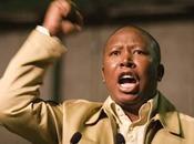 Afrique Sud: Malema, symbole d'une jeunesse colère