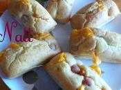 Minis cakes tomates cerises mimolette