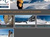 Ski: achats abonnements prévente shop ligne