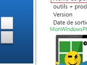 première application Nokia pour Windows Phone