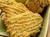 Biscuits pois cassés noisettes olives sans gluten beurre