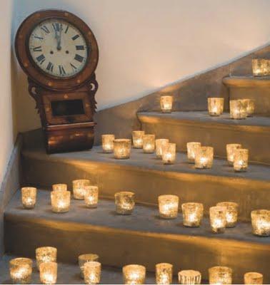 Decorations de mariage avec des bougies d couvrir - Decoration avec des bougies ...