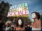 Manifestation enseignants public privé, Paris.