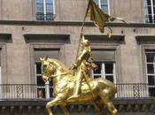 Statue Jeanne d'Arc Paris
