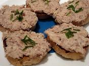 Rillettes sardine beurre piment