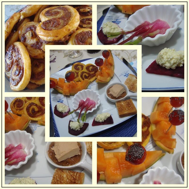 Repas entre amis 29 septembre 2011 voir for Plat repas entre amis