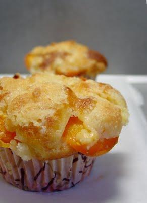 TC: Delicieux petits cakes aux abricots!