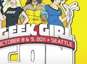 Geek Girl arrive