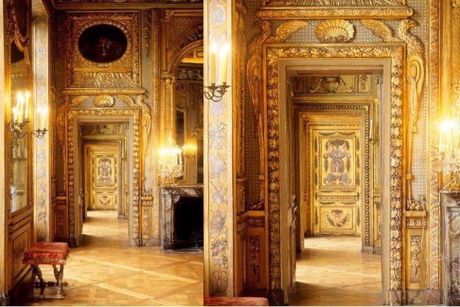 H tels particuliers parisiens paperblog - Hotel de lauzun visite ...