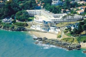 Mon week-end thalasso à Pornic