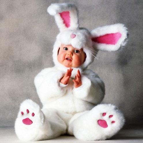 Rayons de costumes des enfants