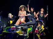 Quand Rihanna concert, c'est toujours chaud Preuve Londres...