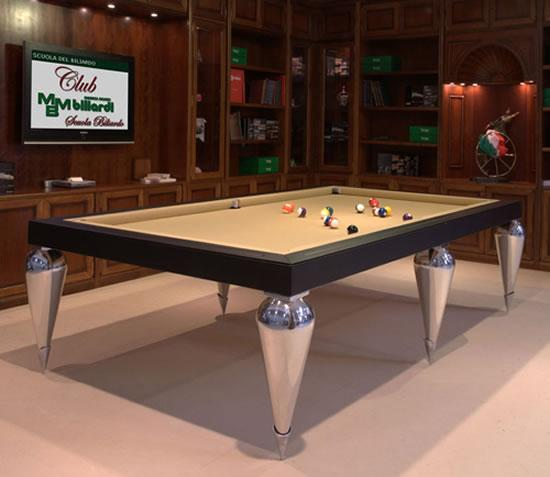 billards de luxe transformables en table manger. Black Bedroom Furniture Sets. Home Design Ideas