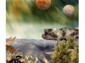 Recherche planète habitée