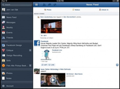Facebook pour iPad (enfin) disponible [Video]