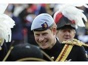 Prince Harry Entre Bière hamburger