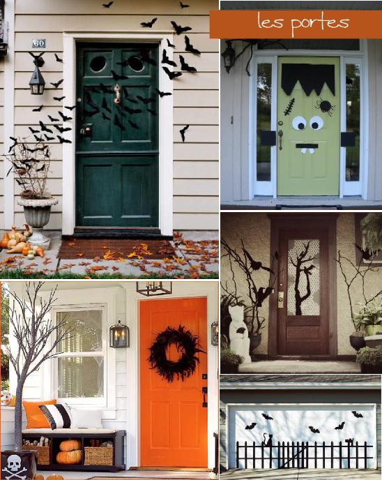 halloween id es et astuces pour une d co de saison paperblog. Black Bedroom Furniture Sets. Home Design Ideas