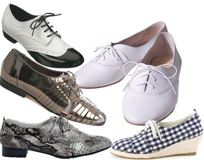 it chaussure automne hiver 2011 2012 les derbies paperblog. Black Bedroom Furniture Sets. Home Design Ideas