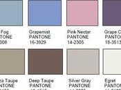 Nouveau couleurs tendances déco 2012 selon PANTONE