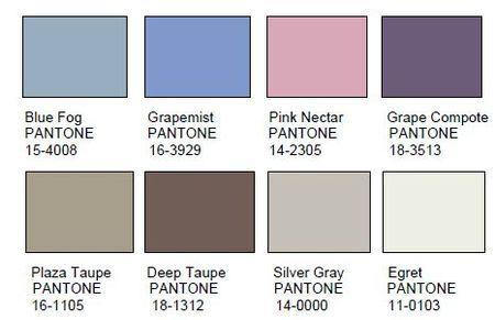 Nouveau les couleurs tendances d co 2012 selon pantone - Couleur pantone le bleu serenite dans la deco interieure ...
