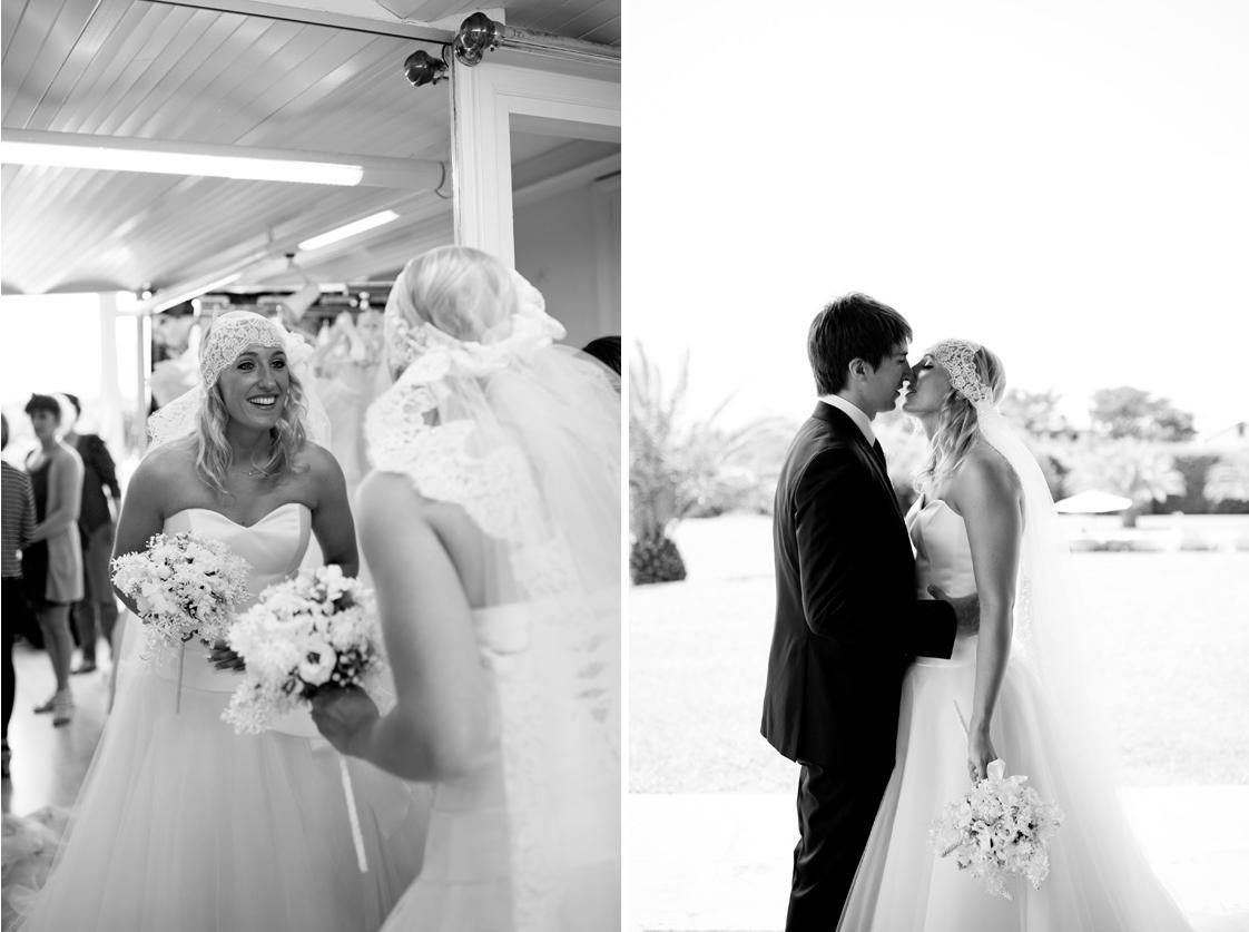 Voiles de mariage Styles