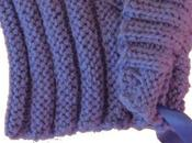 Patron tricot Bonnet pointu