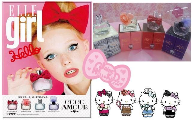 Coco Amour X Hello Kitty 192 Voir