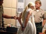 Lindsay Lohan l'ombre