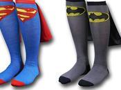 chaussettes super héros