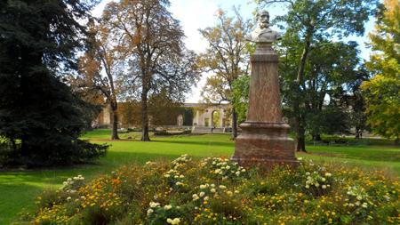 Jardin Public de Bordeaux - Paperblog