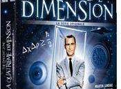 Sortie Blu-ray série Quatrieme Dimension