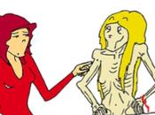 Anorexie maladie mode vie...