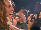 Beyoncé prend honte plein concert