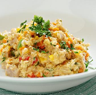 Quinoa façon risotto | Cuisine AZ