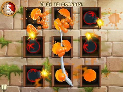 Le Jeux Fruit Ninja