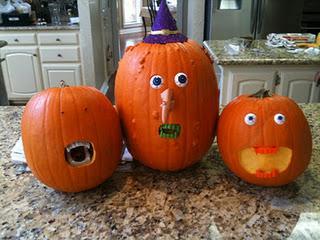 Bouhh des citrouilles qui font peur paperblog - Citrouille halloween qui fait peur ...